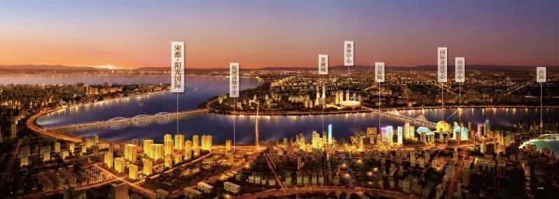 """一线江景大平层豪宅现房入市,世界大师的""""杭州定制""""来了!图3"""