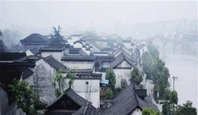 被誉为江南十大古镇之首的这一杭州古镇,你去过吗?图1