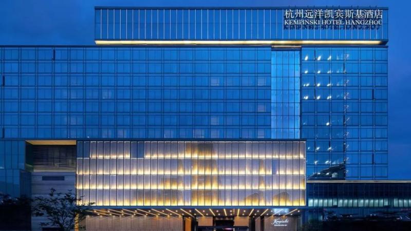 """【网红酒店】""""你好,杭州凯宾斯基。""""图3"""