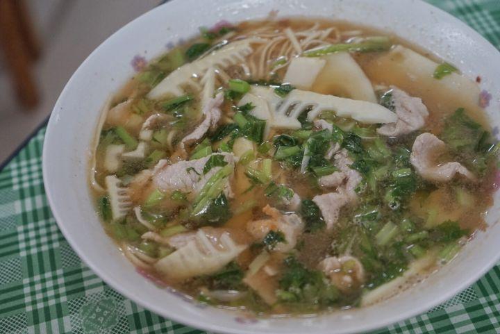 杭州片儿川,杭州市民最喜爱的日常小吃之一