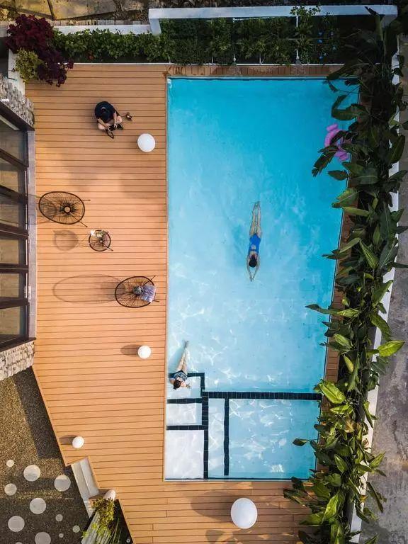 杭州周边小众又清凉的避暑精品民宿,还有泳池、漂流、登山、徒步