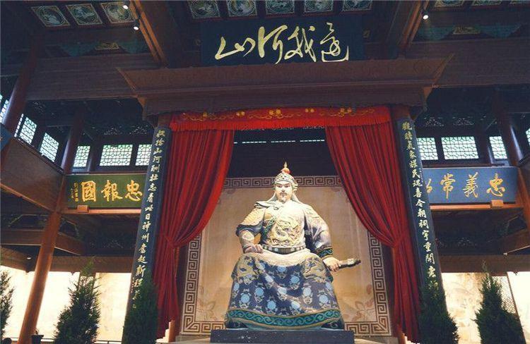 杭州岳王庙,最让人唾弃的景点,历经800年声讨图1