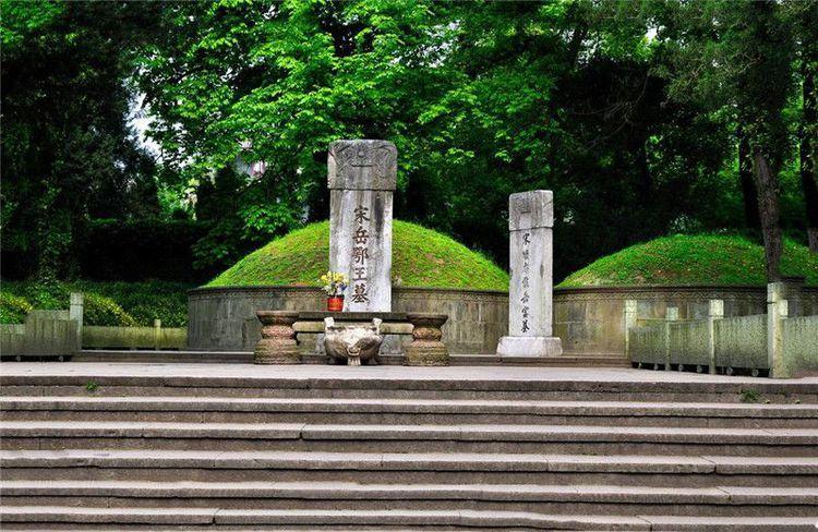 杭州岳王庙,最让人唾弃的景点,历经800年声讨图2