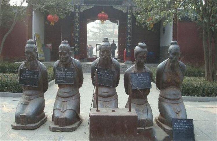 杭州岳王庙,最让人唾弃的景点,历经800年声讨图3