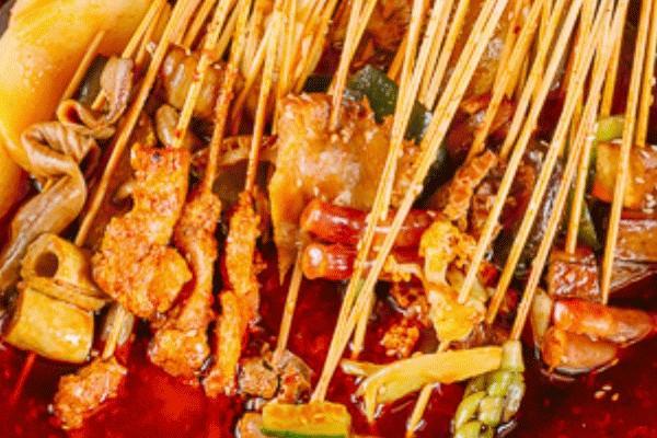 杭州串串哪家好吃?来付小姐在成都看看吧!图3