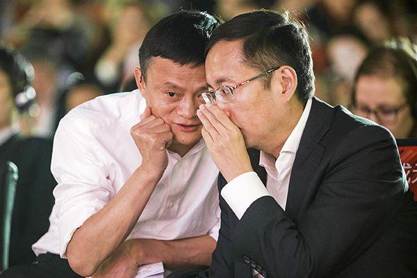 马云接班人张勇:在杭州住了11年五星级酒店,睡觉都要睁着眼睛图1