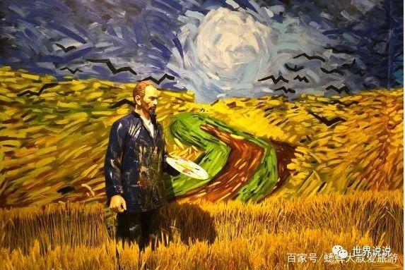 【杭州网红拍照打卡】杭州梵高星空艺术馆,无限星空惊艳无比