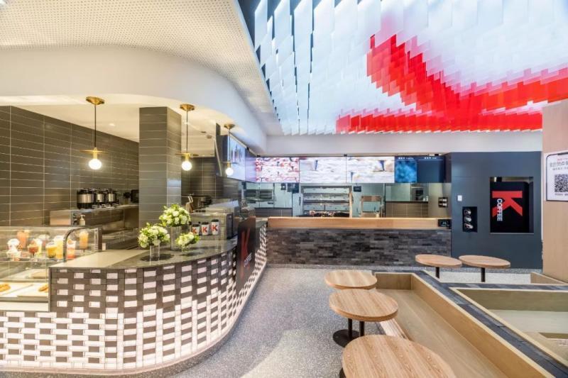 杭州肯德基未来餐厅惊艳亮相!(附实景图+门店位置)