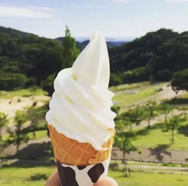 杭州首家,日本排名第一的冰淇淋一六甲牧场图3