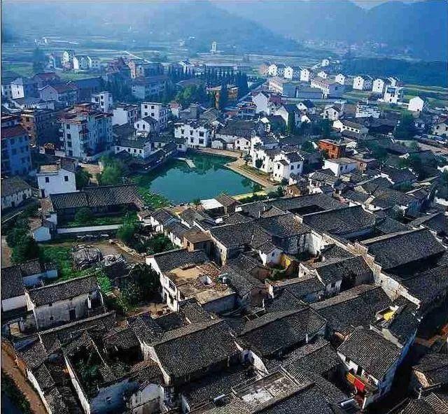 杭州这座古镇,据传是三国孙权的故里,江南最大的古村落!图1
