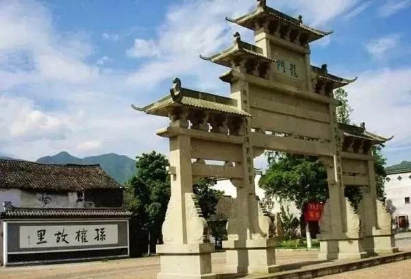 杭州这座古镇,据传是三国孙权的故里,江南最大的古村落!图3