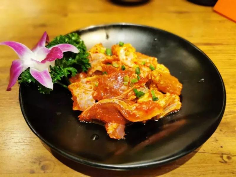 杭州韩式烤肉界的隐藏MVP!撑爆你的胃~