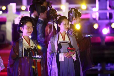 第七届西塘汉服文化周(活动时间+地点+内容)