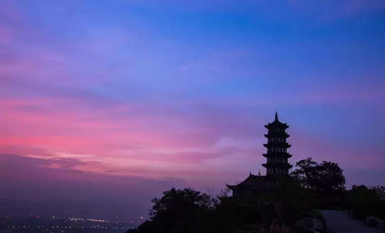 杭州西湖姐妹花——湘湖图3