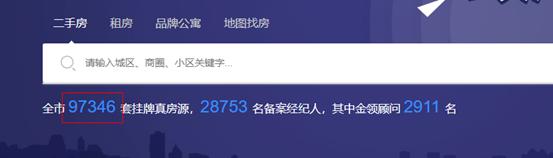 连降6个月,杭州二手房库存将破10万套!图1