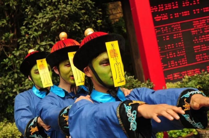 杭州乐园·辣椒万圣节,百鬼游行尖叫不停!
