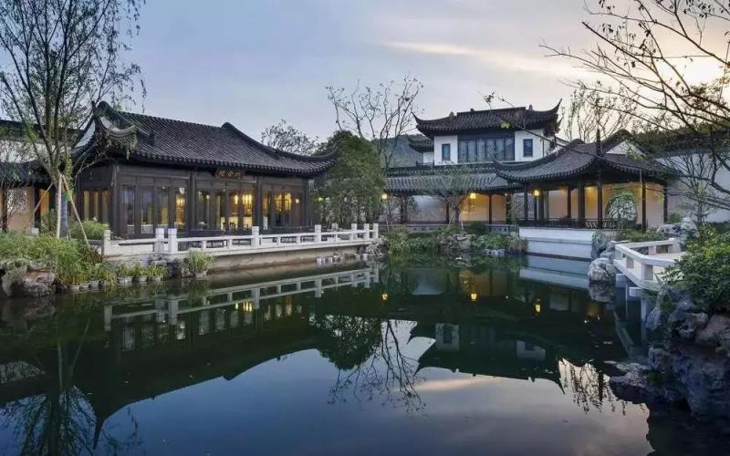 杭州8区豪宅大曝光!原来有钱人都住这里...图2