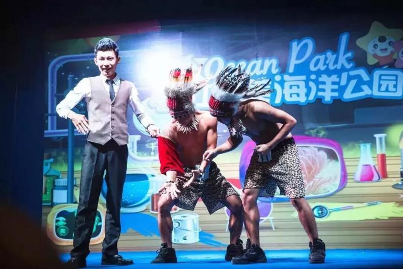 这个万圣节,我和杭州江和美海洋公园有个约会!