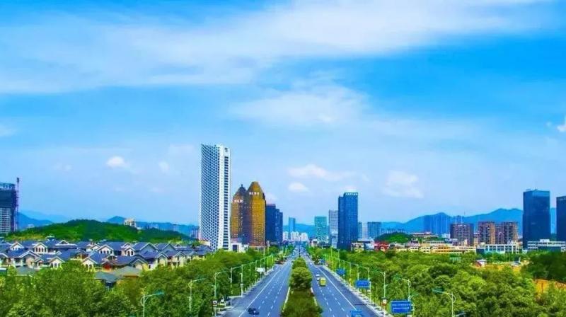 杭州这个县要火了!未来发展要逆天!