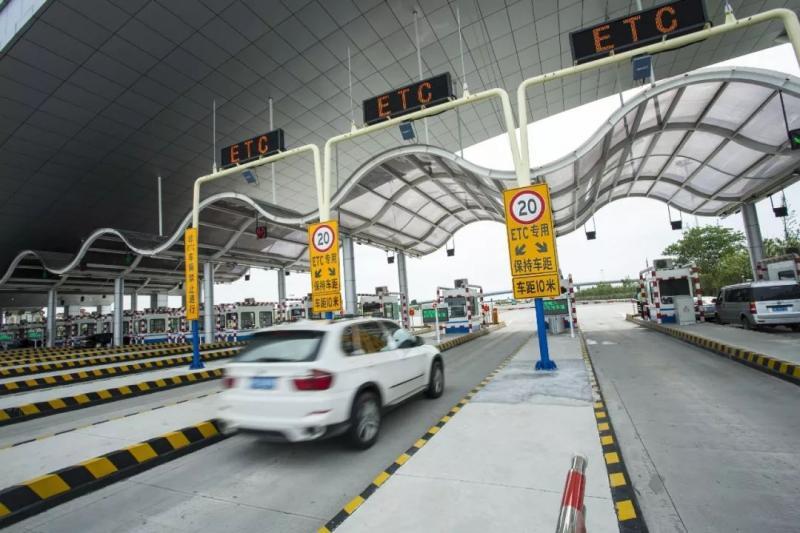 年底前杭州高速公路所有车道都可使用ETC!ETC停车也要来了!