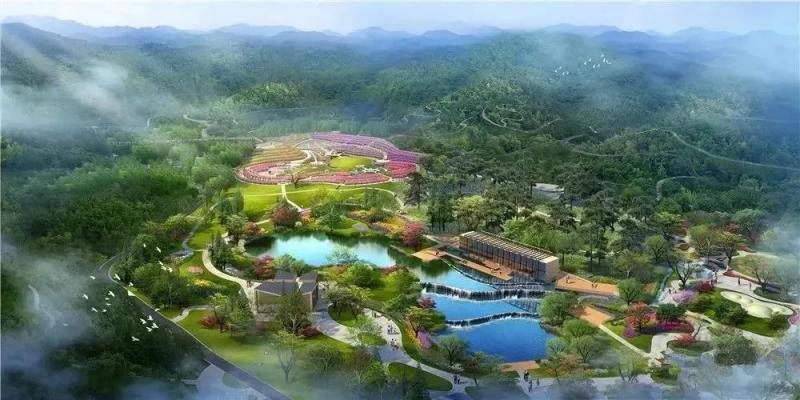 离杭仅0.5h,《纽约时报》都点赞的杭州后花园新出一个超大野奢度假园!图3
