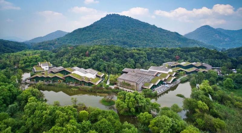 杭州唯一对外营业的博物馆餐厅——中国杭帮莱博物馆图2