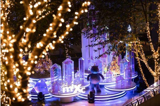 狂欢1个月!万象城圣诞购物季来啦!