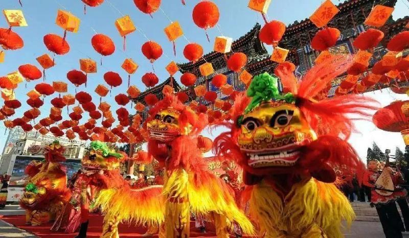 2019杭州·西湖首个民俗非遗文化庙会,12月7日将盛大开幕!图2