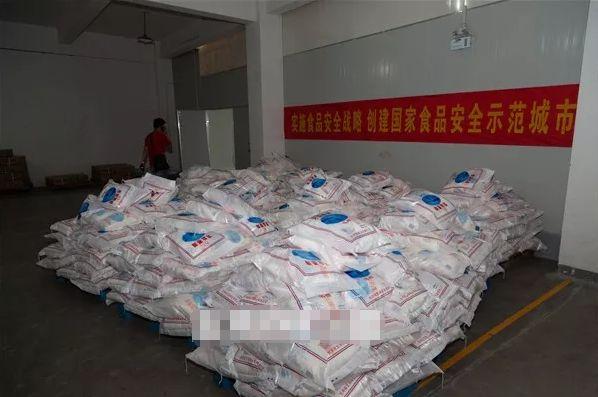 杭州老牌子——西湖味精被盯上了,有14吨假货!