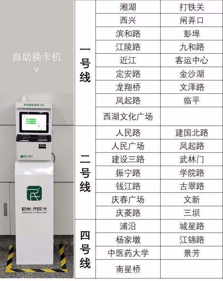 杭州公交卡升级啦!12月18日起坐地铁有变化,怎么换卡看这里!