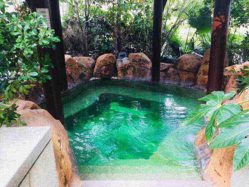 降温啦!又到了泡温泉的最佳时间,来湍口享受不输日本京都的温泉体验~