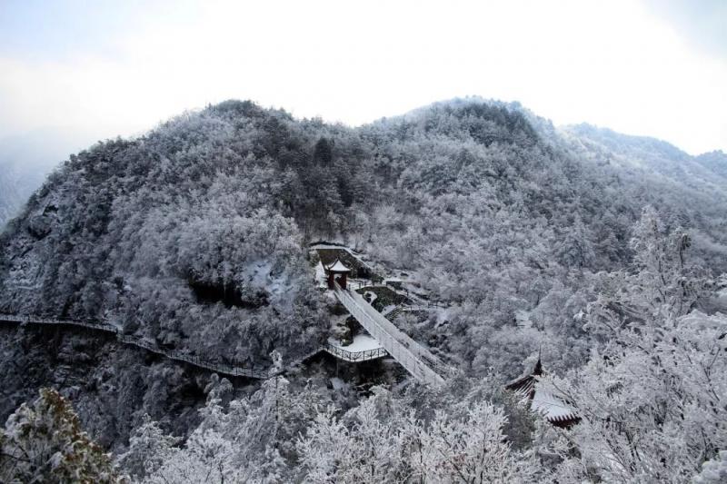 大明山滑雪场于12月14日正式开业,你准备好了吗?
