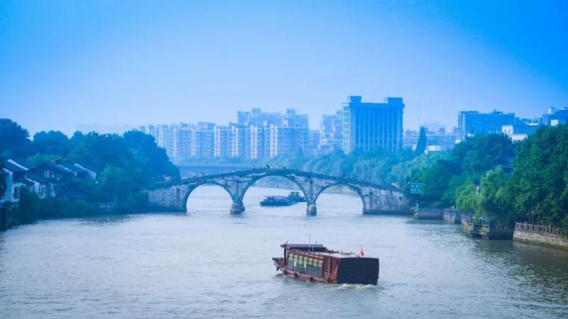 历史古韵与现代文化交织下的杭州桥,在这里都能找到!
