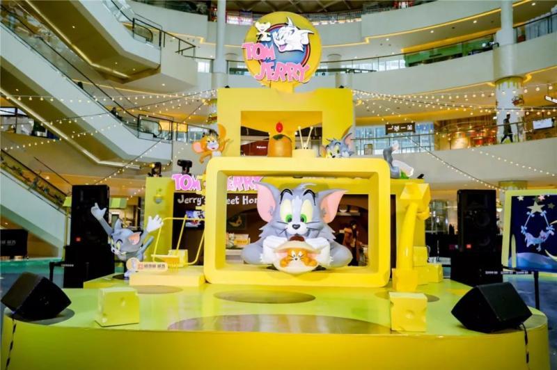 杭州各大商场2020新年IP展攻略,圣诞跨年一起嗨!