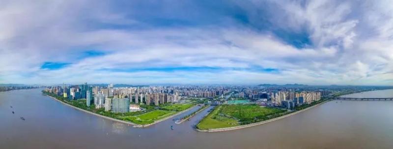期待已久的杭州钱塘江博物馆新馆终于开工了!图1