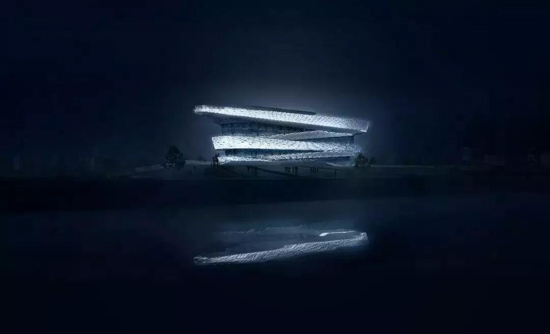 期待已久的杭州钱塘江博物馆新馆终于开工了!图2