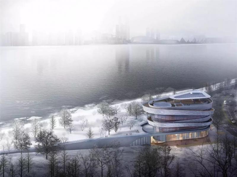 期待已久的杭州钱塘江博物馆新馆终于开工了!图3