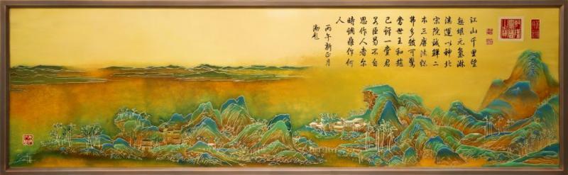 12月26日,朱军岷铜雕艺术展即将在杭州开展!图2