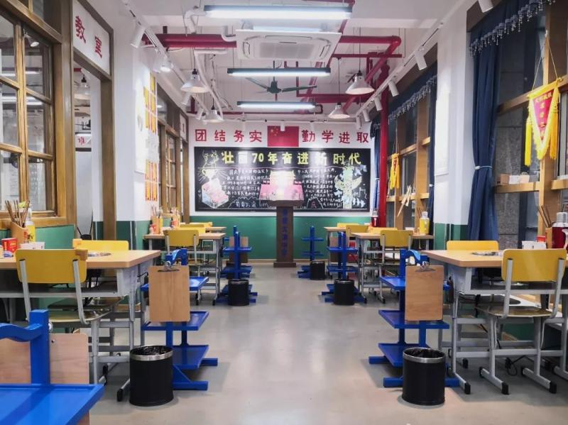 最近超火的校园主题火锅——蜀都大渝火锅,杭州也有啦!图2