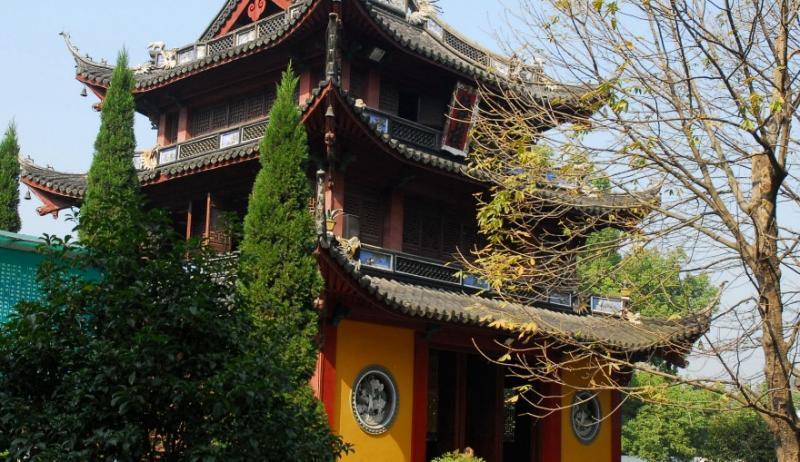 元旦之日,来杭州几个古寺祈福!给2020年一个好的开始!图1
