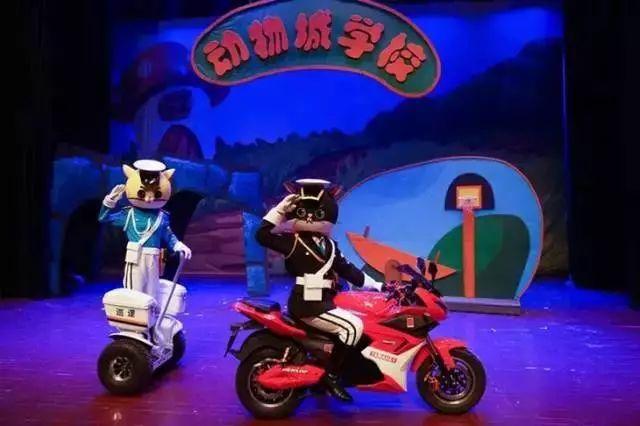 燃爆三代人的童年记忆《黑猫警长之城市猎人》来杭州啦!图2