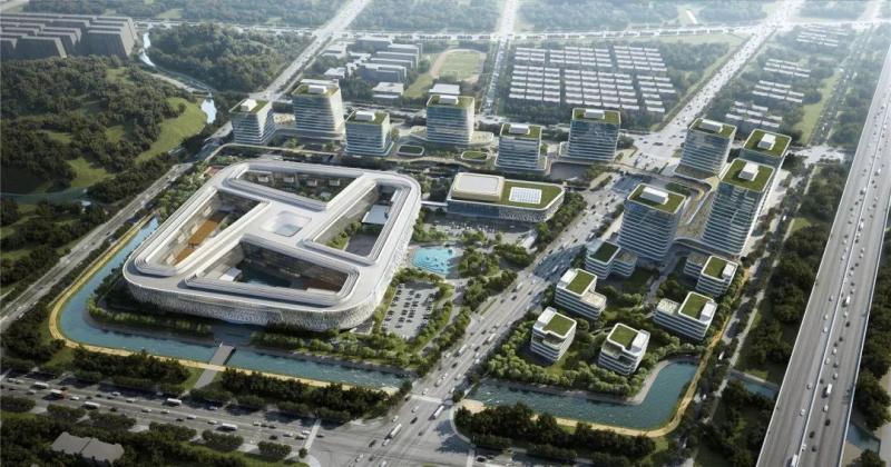 """菜鸟网络总部开工、达摩院量子实验室签约…科技城这个名单年度最""""燃""""!"""
