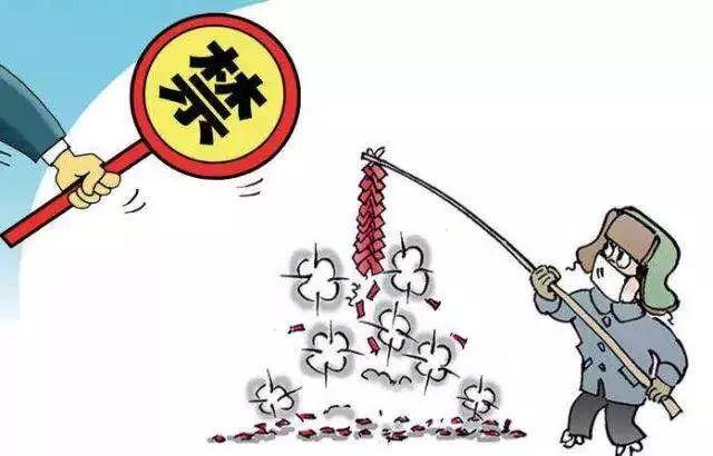 最高罚10万!春节杭州这些地方烟花爆竹禁燃禁售禁存!