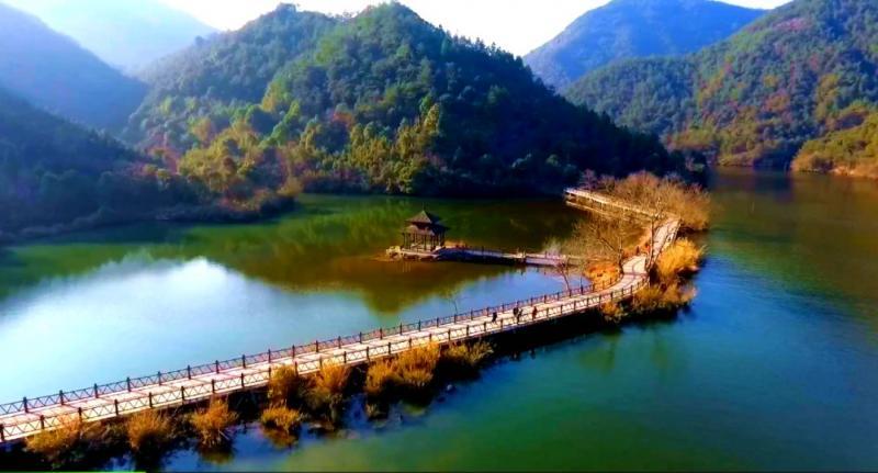 浙江4条旅游线路被国家推介!冬日里美出新境界~