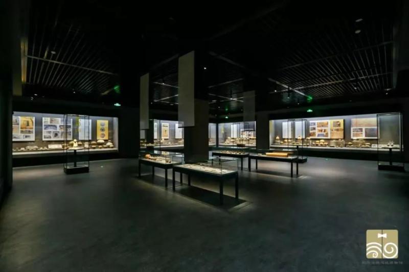 全国首个海塘遗址博物馆,正式开馆迎客啦~图2