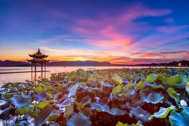 """杭州西湖十景攻略,带你领略""""人间天堂""""!图1"""