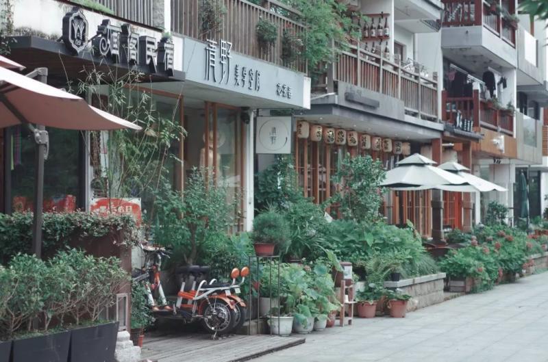 杭州青芝坞,附近吃喝玩乐全攻略,赶快收藏啦!