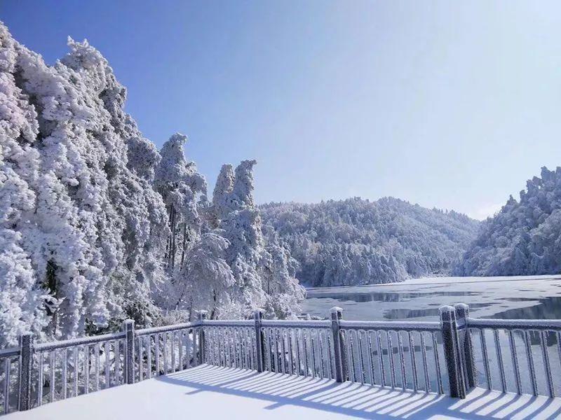 杭州大明山滑雪场最全攻略!