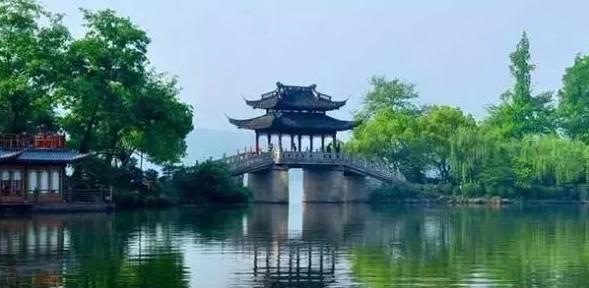 """杭州西湖十景攻略,带你领略""""人间天堂""""!图2"""