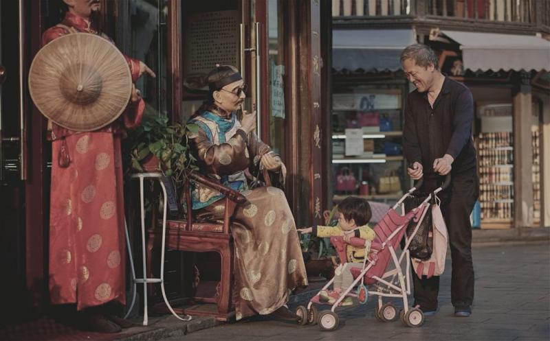 """""""皇城根儿""""的喧器与繁华——杭州河坊街,悠久历史文化的缩影!图3"""